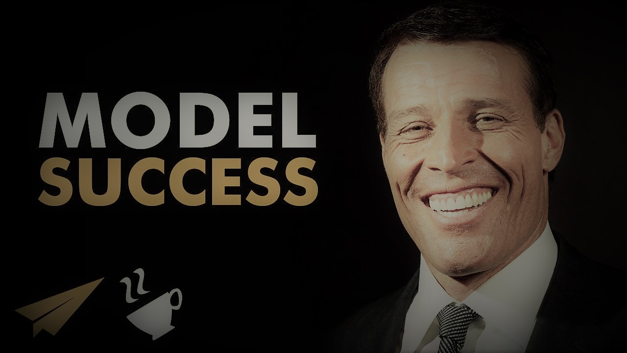 KEY TAKEAWAY FROM UPW WITH TONY ROBBINS – Modeling!