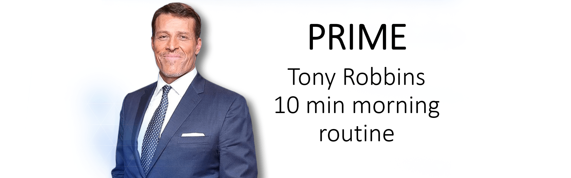 KEY TAKEAWAY FROM UPW WITH TONY ROBBINS – PRIME Yourself!